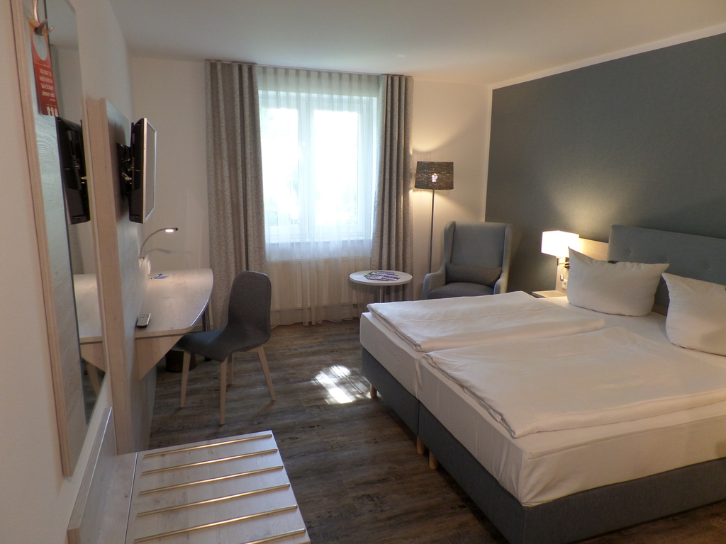 Bild C-YOU Chemnitz Hotel Zimmer