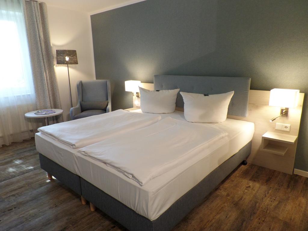 Bild C-YOU Hotel Chemnitz Zimmer
